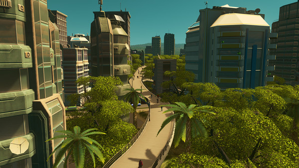 Cities: Skylines Steam Key 1