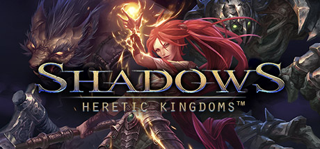 Shadows: Heretic Kingdoms Cover Image