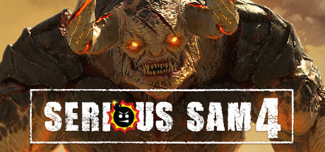 Serious Sam 4 Cover Image