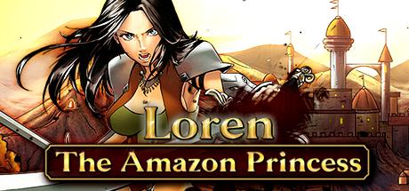 Loren The Amazon Princess Cover Image