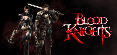 Blood Knights Cover Image