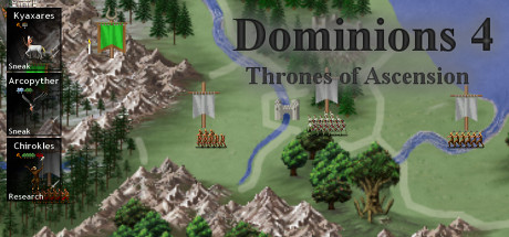 Dominions 4: Thrones of Ascension Cover Image