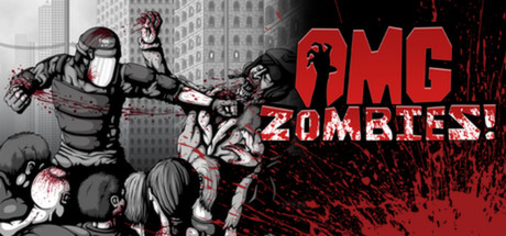 OMG Zombies! Cover Image