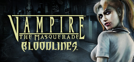 Vampire: The Masquerade - Bloodlines Cover Image