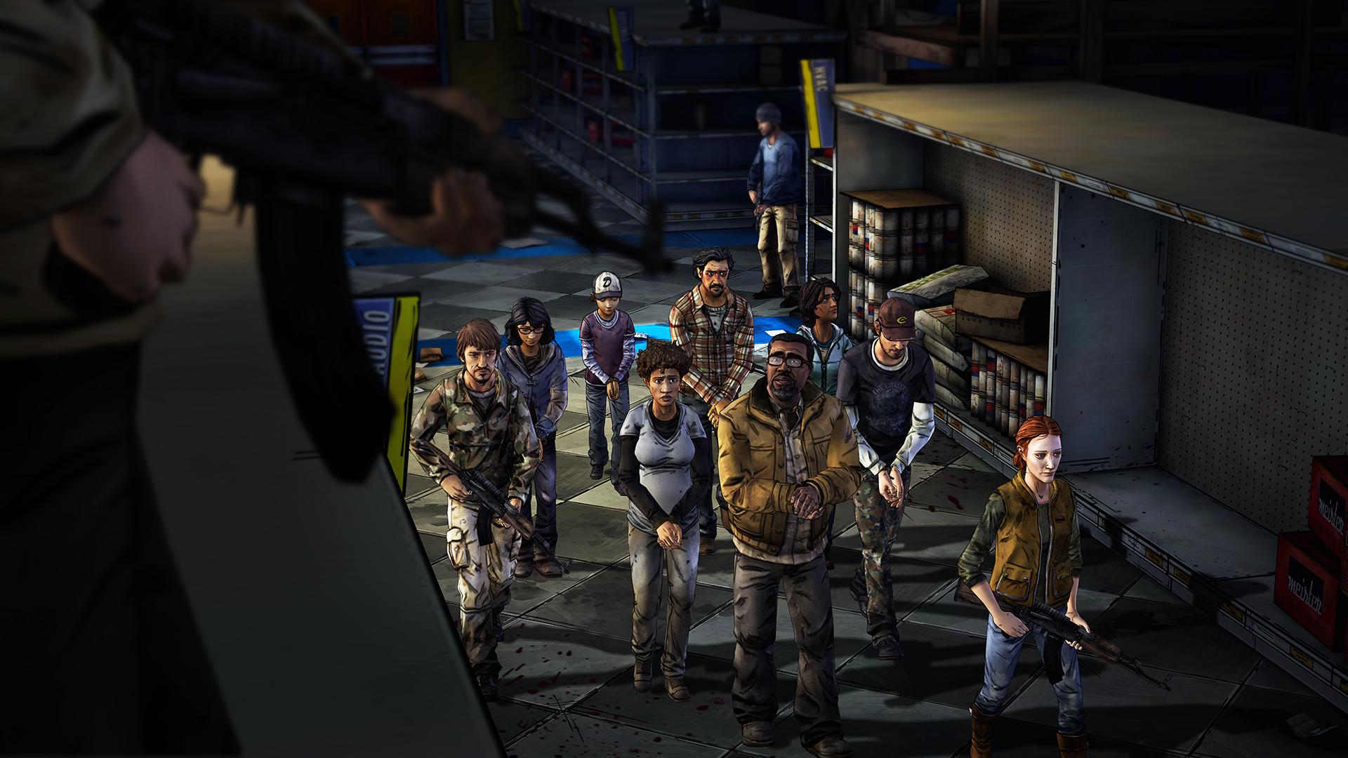 Walking Dead Season 2 Game Download Free