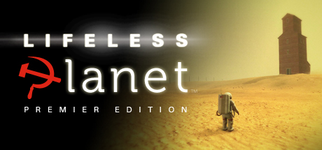 Lifeless Planet Premier Edition Cover Image