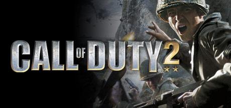 Call of Duty 2 Logo