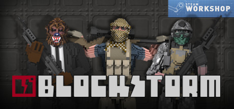 Blockstorm Cover Image