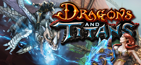 Dragons and Titans Cover Image