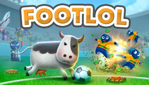 Save 80% on FootLOL: Epic Fail League on Steam