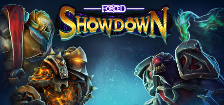 FORCED SHOWDOWN Cover Image