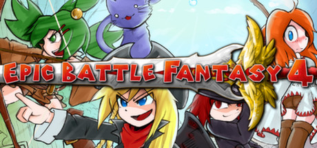 Epic Battle Fantasy 4 Cover Image