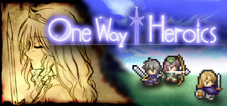 One Way Heroics Cover Image