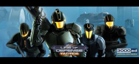 Line Of Defense Tactics - Tactical Advantage Cover Image