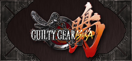 Guilty Gear Isuka Cover Image