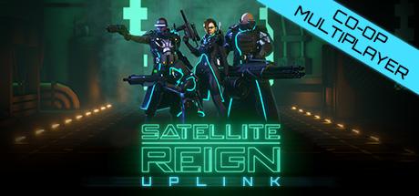 Satellite Reign Cover Image