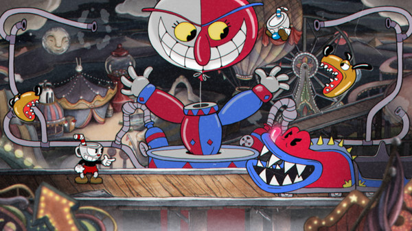 Cuphead Free Steam Key 1