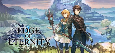 Edge Of Eternity Capa