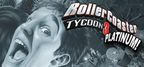 RollerCoaster Tycoon® 3: Platinum Cover Image