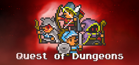 Quest of Dungeons Cover Image