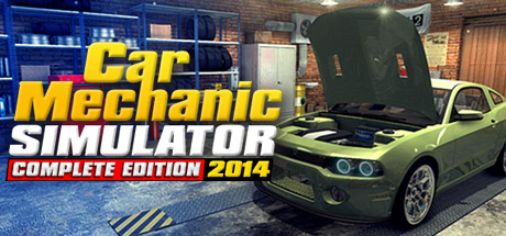 Car Mechanic Simulator 2014 Cover Image