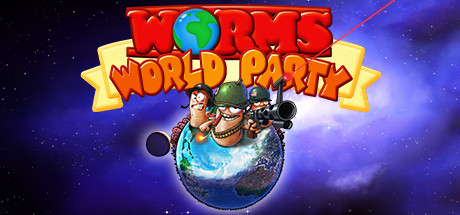 Worms World Party Remastered Cover Image