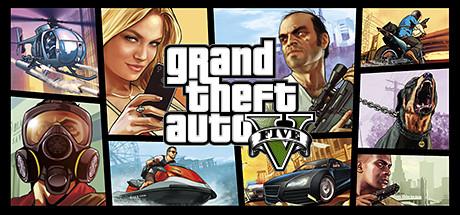 Grand Theft Auto V Cover Image