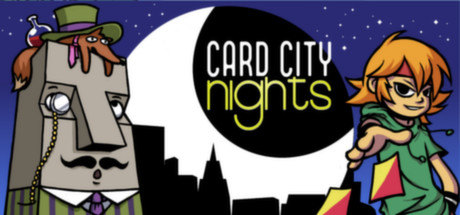 Card City Nights Cover Image
