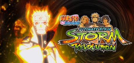 NARUTO SHIPPUDEN: Ultimate Ninja STORM Revolution Cover Image