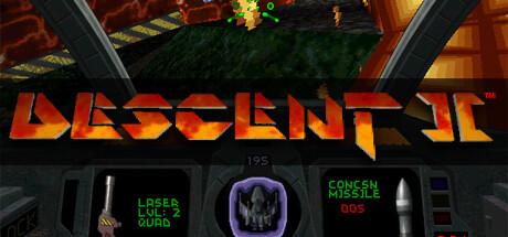 Descent 2 Cover Image