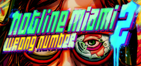 Hotline Miami 2: Wrong Number Cover Image