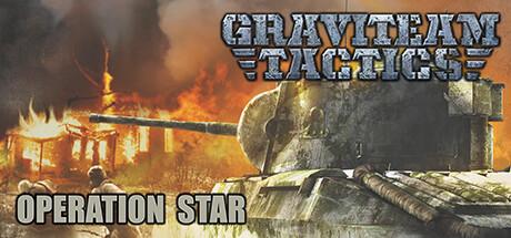 Graviteam Tactics: Operation Star Cover Image