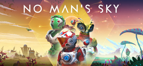 No Man's Sky Cover Image