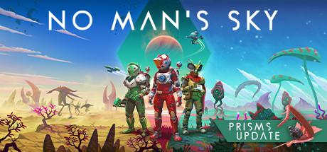 No Man's Sky Cover Image