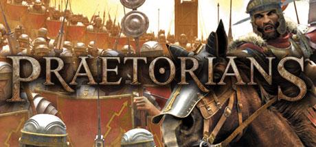 Praetorians Cover Image