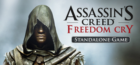 Assassin's Creed Freedom Cry Cover Image