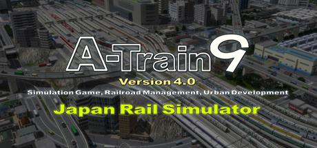 A-Train 9 V4.0 : Japan Rail Simulator Cover Image