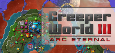 Creeper World 3: Arc Eternal Cover Image