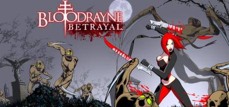 BloodRayne Betrayal (Legacy) Cover Image