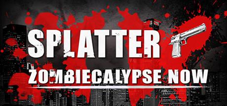 Splatter - Zombiecalypse Now Cover Image