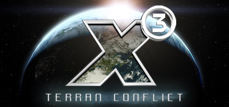 X3: Terran Conflict Cover Image