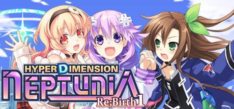 Hyperdimension Neptunia Re;Birth1 Cover Image