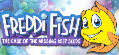 Freddi Fish and the Case of the Missing Kelp Seeds Cover Image