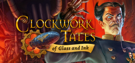 Clockwork Tales: Of Glass and Ink Cover Image