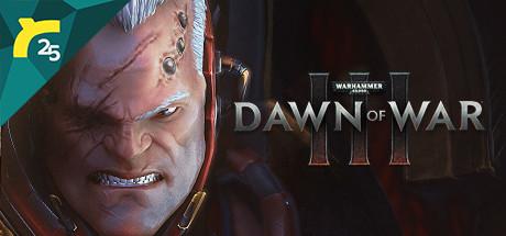 Warhammer 40,000: Dawn of War III Cover Image