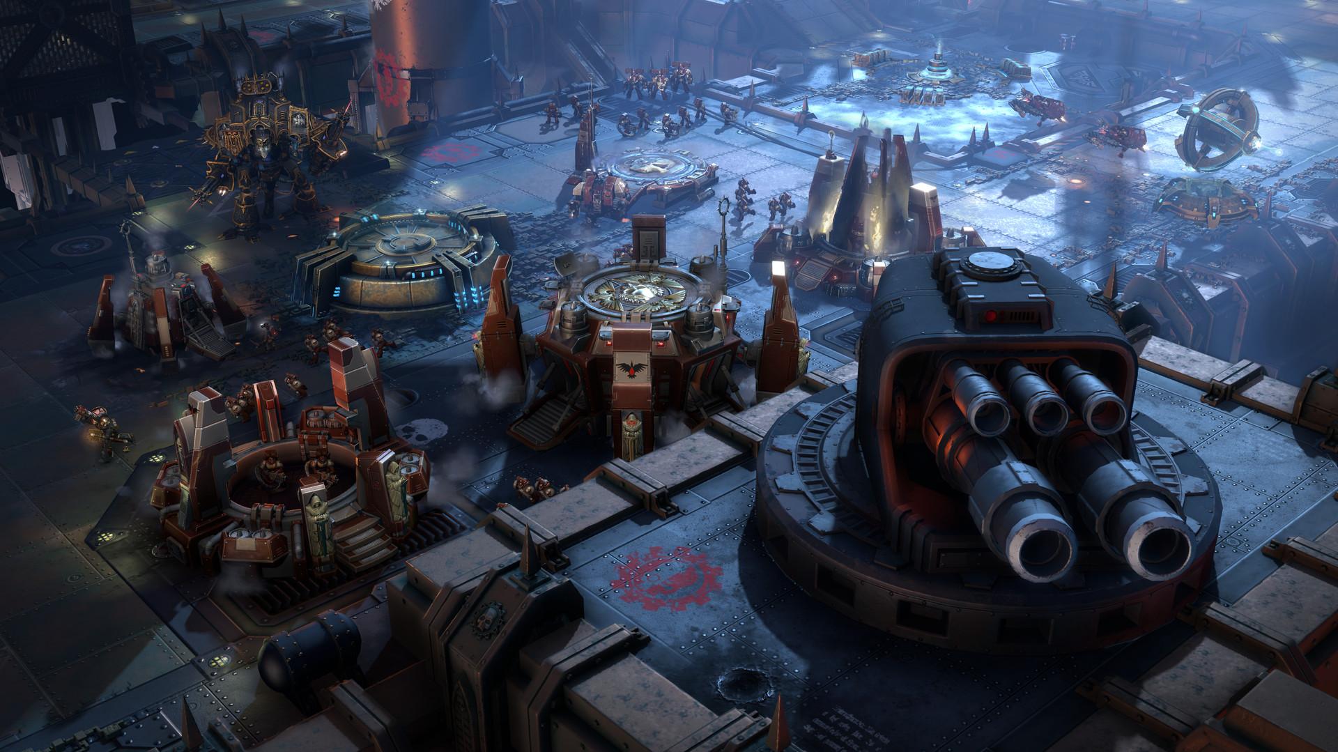 Warhammer dawn of war download