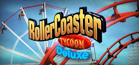 RollerCoaster Tycoon®: Deluxe Cover Image