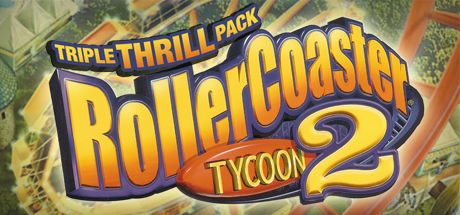 RollerCoaster Tycoon® 2: Triple Thrill Pack Cover Image