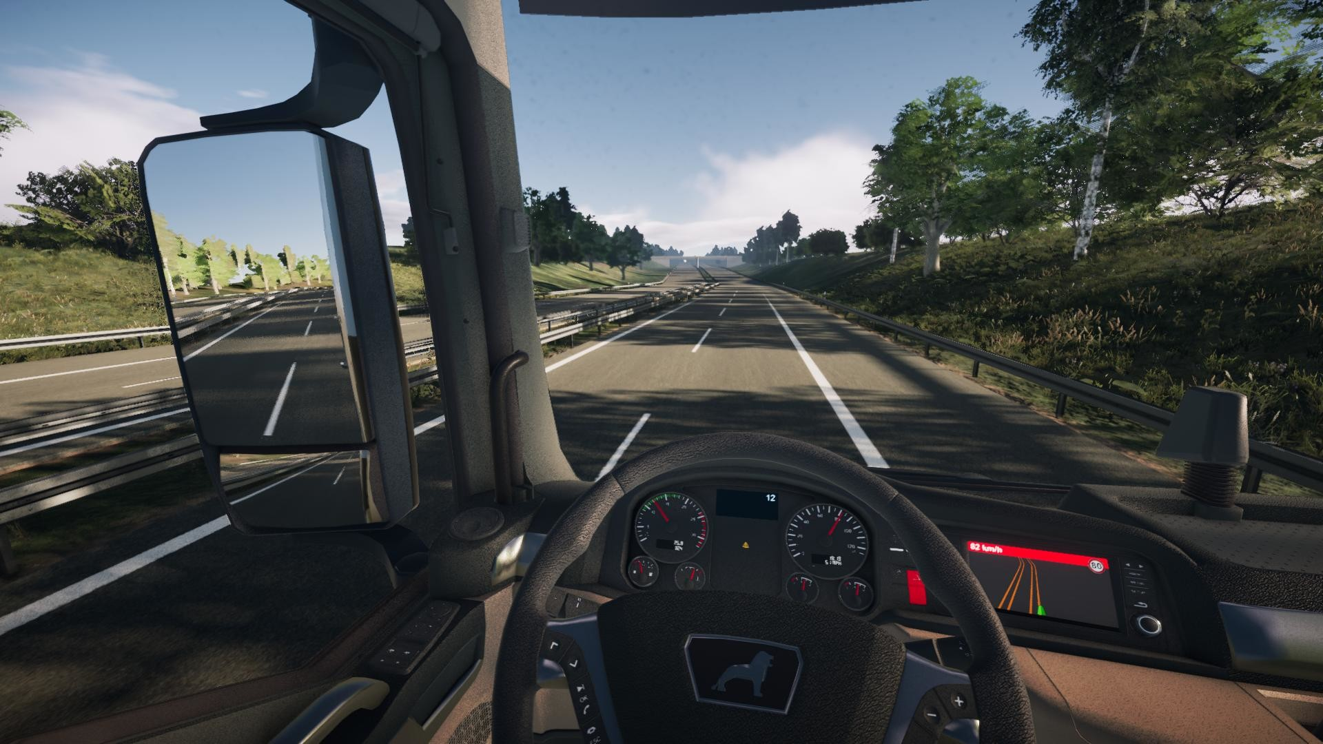 On The Road Truck Simulator On Steam