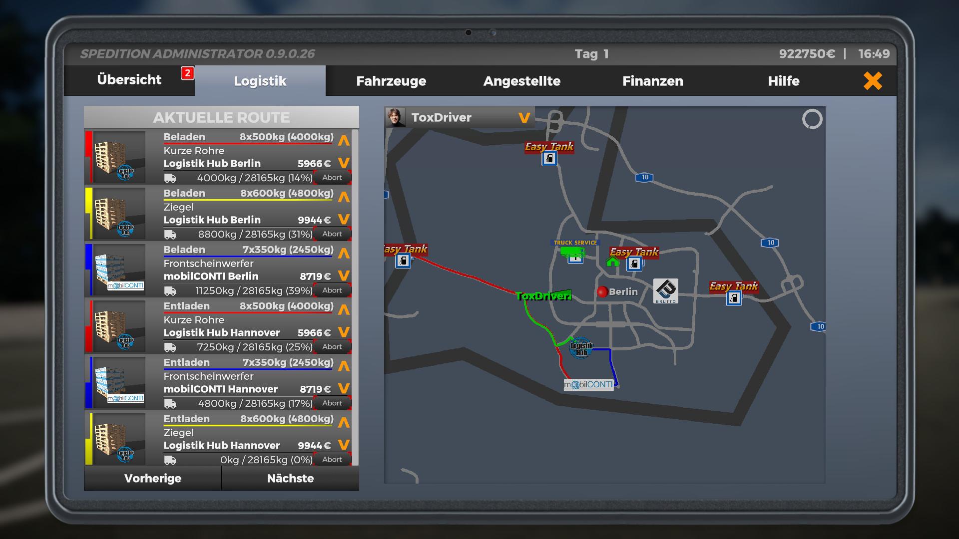 On the Road – Truck Simulator ya tiene fecha de lanzamiento en Xbox 2